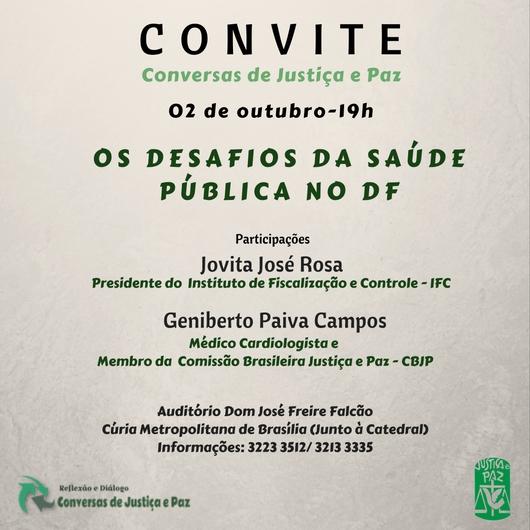 Conversa de Justiça e Paz _Outubro