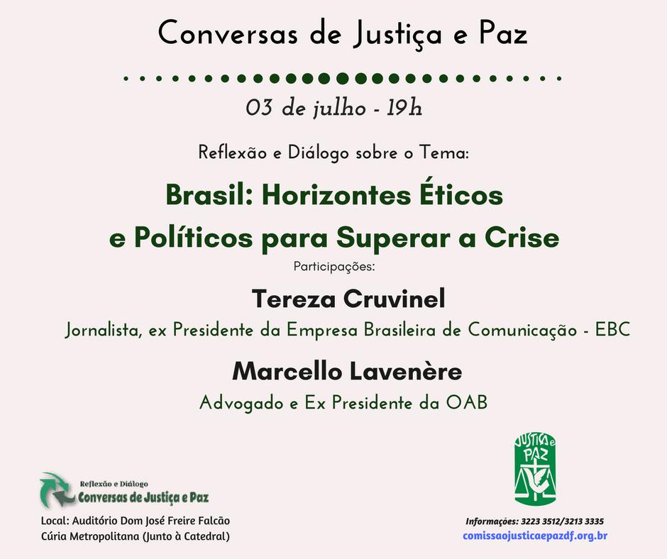 Convite_Conversa de Justiça e Paz