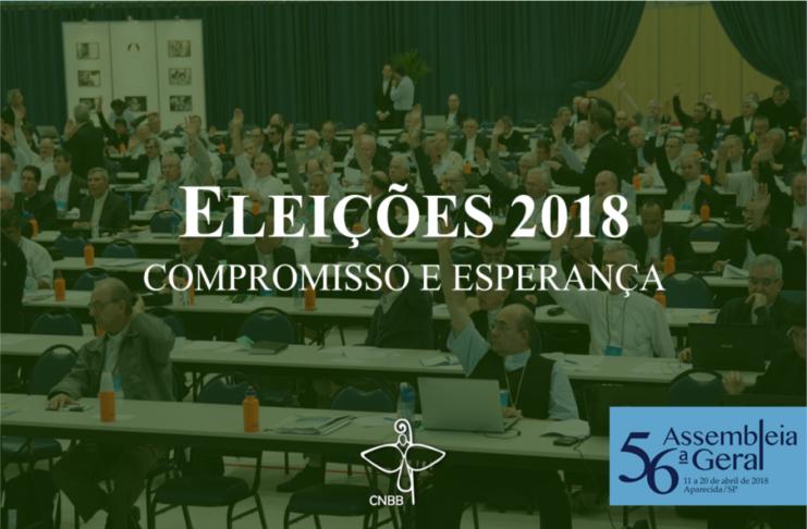 ELEIÇÕES 2018: COMPROMISSO E ESPERANÇA – 17/08/2018