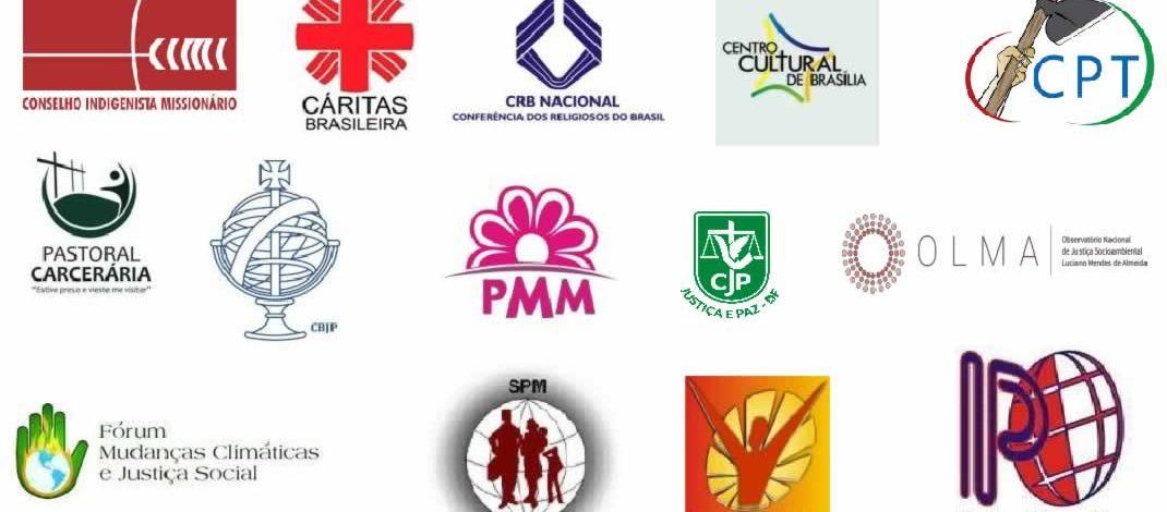 Organismos ligados à Igreja Católica publicam nota em favor da Democracia-15/10/2018