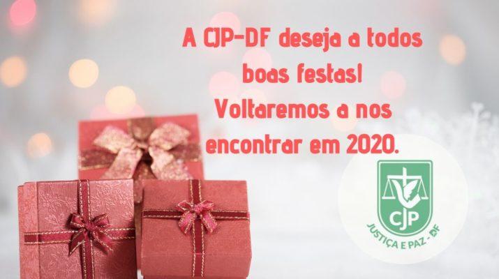 A CJP deseja a todos Feliz Natal e Ano Novo